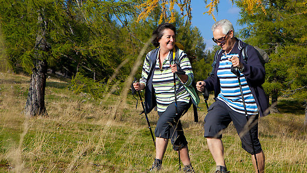 Nordic Walking in Bayern